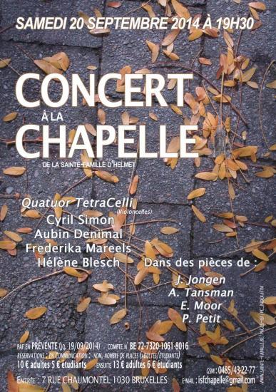 Chapelle 20 septembre 2014 tetracelli